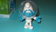 Smurfs Astro Smurf Handpainted Resin Figurine Detailed Art Statue Collectoys