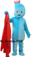 2018 HOT Iggle Piggle Mascot Costume Actual Pictures Halloween Gifts Parade Suit