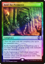 Hold the Perimeter FOIL Conspiracy Take the Crown NM-M Rare MAGIC CARD ABUGames
