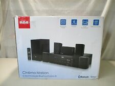 NEW RCA RT2781BE HOME THEATER SURROUND SOUND SYSTEM 5.1 CH W/ BLUETOOTH 1000WATT