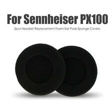 2pcs Headset Replacement Foam Ear Soft Pads Sponge Covers for Sennheiser PX100