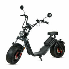 Moto electrica matriculable scooter 1200w bateria 60v 20Ah Caigiees CityCoco