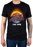 Official Black Sabbath The End T-Shirt New Us Avengers Us Tour 78 Osbourne Merch