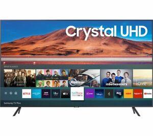 "SAMSUNG UE43TU7100KXXU 43"" Smart 4K Ultra HD HDR LED TV"