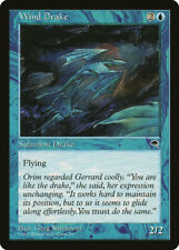Magic MTG Tradingcard Tempest 1997 Wind Drake