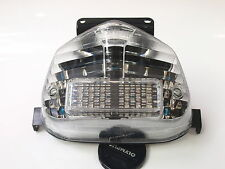 Feu LED + clignotants intégrés SUZUKI GSXR 600 750 1000 2001 2002 2003 CLAIR