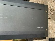 CRESTRON CNAMPX-7X200 7- CHANNEL SURROUND AMP