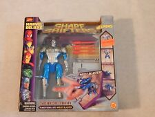 Marvel Deluxe Shape Shifters Spider-Man Figure Weapons Toy Biz 1999 NIP