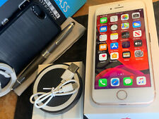 Apple iPhone 8 (64gb) Globally Unlocked (A1905) MiNT iOS13 Wireless Charger LooK
