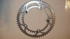 Vintage Campagnolo Super Record Chain Ring Set 53/39
