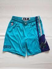NWOT Adidas NBA Charlotte Hornets Authentic Shorts