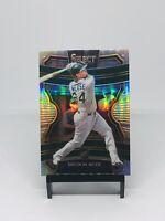 2020 Panini Select Baseball Silver Prizm RC Sheldon Neuse #29