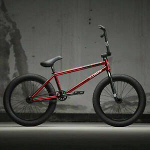 2021 KINK WILLIAMS SIGNATURE COMPLETE BMX BIKE - NATHAN WILLIAMS - NEW