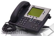 Cisco Unificado Teléfono IP CP-7940G IP Teléfono Poe Teléfono Voip 2 X RJ-45