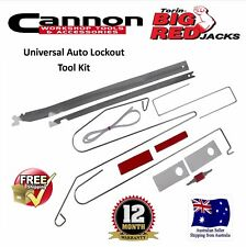 Universal 9PCS Heavy Duty Emergency Lockout Auto Entry Car Lock-Out Tool Kit