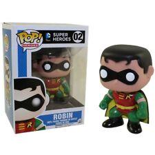 Funko - Batman Robin Pop! Heroes Vinyl Figur #02 Actionfigur Neu in Verpackung