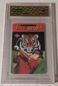 1997 Cardwon Taiwan Tiger Woods First Ever Card CTA 10 Gem Mint