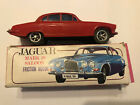 Woolbro, Jaguar Mk10 Saloon,friction Motor, Model