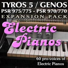 Electric Pianos Super Bundle - Expansion Pack for Yamaha (Genos, Tyros 5, Psr)