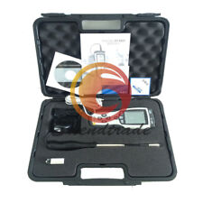 Air Flow Velocity Meter Hot Wire Thermo-Anemometer Temperature Tester DT-8880