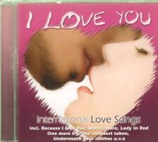 Various Pop(CD Album)I Love You-VG