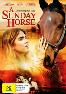 A SUNDAY HORSE region 4 DVD - SHOW JUMPING EQUESTRIAN - NEW & SEALED