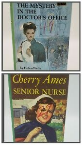 Cherry Ames - the Mystery in the Doctor's Office & Senior Nurse