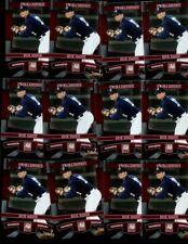 RICK HAGUE BULK LOT OF 12 - 2010 DONRUSS ELITE BASEBALL ROOKIE CARDS NATIONALS