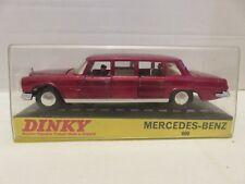 Dinky Toys #128 Mercedes-Benz 600 Meccano PULLMAN LIMOUSINE Die-Cast Car