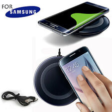 Fast Qi Wireless Charger Charging Dock Pad for Samsung Galaxy iPhone X 8 02