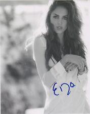 Eiza Gonzalez Baby Driver Autographed Signed 8x10 Photo COA #A14