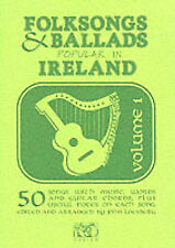 Very Good, Folk Songs and Ballads Popular in Ireland: v. 1 (Folksongs & Ballads