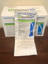 Demon WP insecticide spray, roach spray, flea spray insect control 12 packsNEW