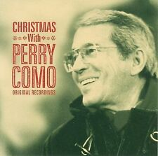 Christmas with Perry Como [BMG] by Perry Como (CD, 1997, Green Hill Productions)