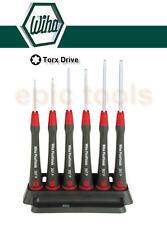 Wiha 6 TORX / TX PicoFinish Micro Precision Elektronik schraubezieher Set, 03765