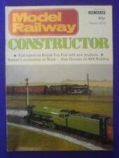 MODEL RAILWAY CONSTRUCTOR - March 1979 vol 46 #539