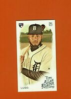 2019 Topps Allen & Ginter Mini Dawell Lugo RC #208 Detroit Tigers
