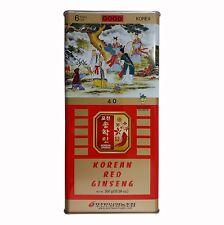 Pocheon Conserve Coréen Séché 300g 24 Racines de Ginseng rouge Good Grade 300-40
