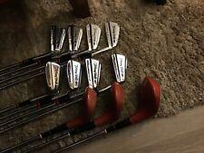 Ram Tommy Bolt Lightning 500 11-Piece Golf Set(8 irons/3 woods) Steel Shafts RH