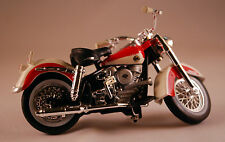 1958 Harley Davidson FLH Duo Glide, 1:24, Maisto