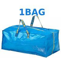 20 Gallon Ikea VINTER 2020 Large FRAKTA Zip Bag Shopping Storage Holiday Gift