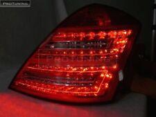 W 221 05-09 LUZ TRASERA LED ROJO Facelift FAROS Luces