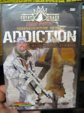Stoney Wolf DVD Hunting Video / Coyote Craze / Feeding The Addiction