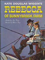 Rebecca of Sunnybrook Farm by Kate Douglas Wiggin 1960 Miriam Troop