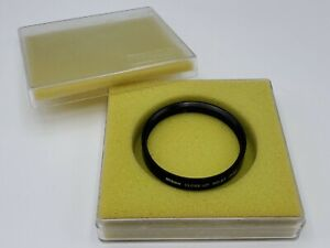 Nikon No.6T 62mm Screw-In Close Up Attachment Filter for Telephoto, Etc. Lenses