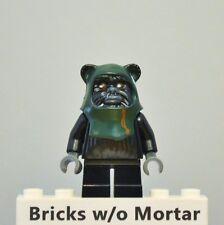 New Genuine LEGO Tokkat (Ewok) Minifig Star Wars 7956