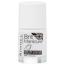 Brit Manicure Nail Tip Colour 430 Porcelain by Rimmel