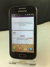 Cracked Samsung Galaxy Ace  Black 3 Network Smartphone