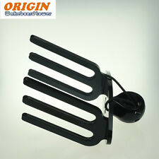 Origin Oval Wakeboard Tower Rack Black Coated Angle-Free Tube