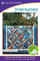 Intertwined Quilt Pattern by Cozy Quilt Designs